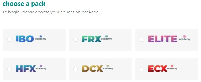 IML academy join_package