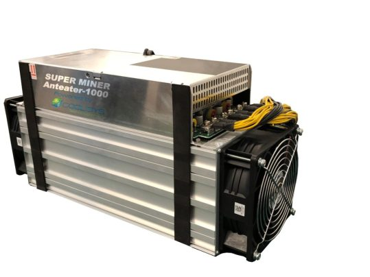 Coolisys Antminer