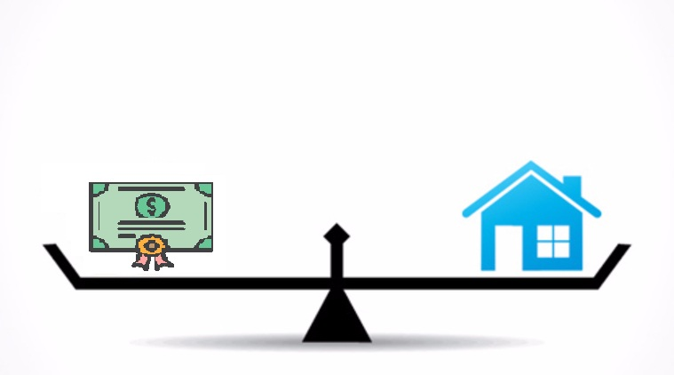 Does Buying a Home Score Over Investing in Stocks?
