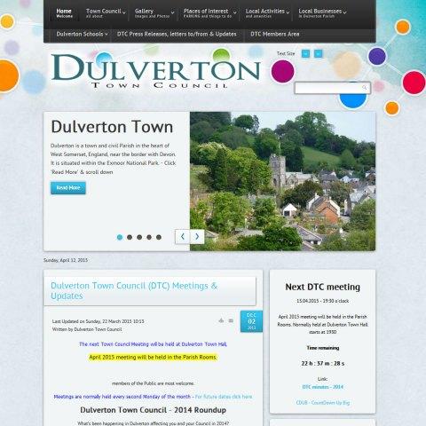 Dulverton Town Council