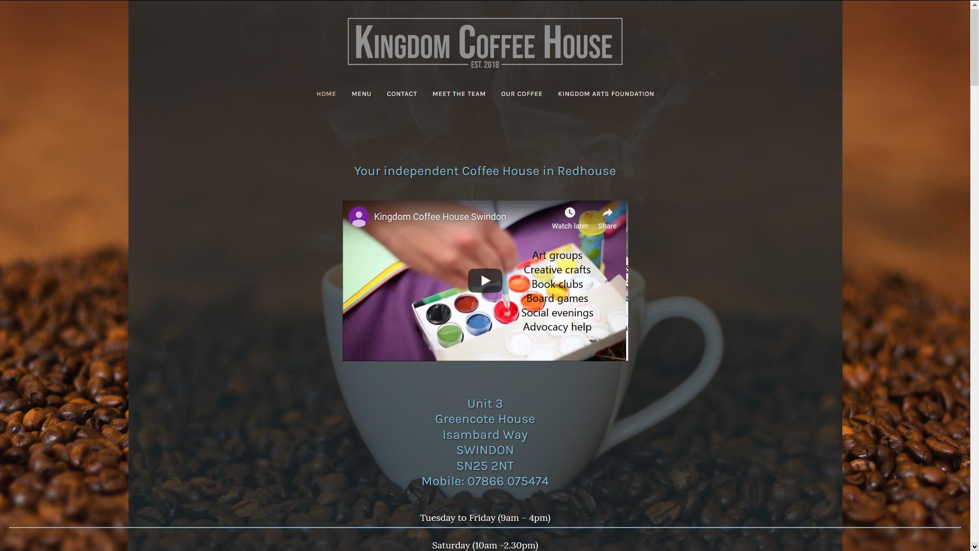Kingdomn Coffee House