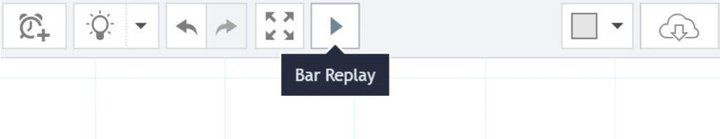Trading View - Bar Replay