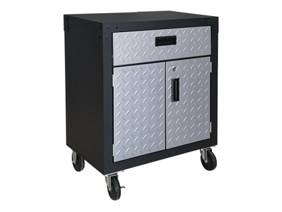 Rolling Hardware Cabinets