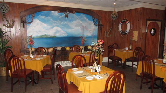 Equator Restaurant American Samoa