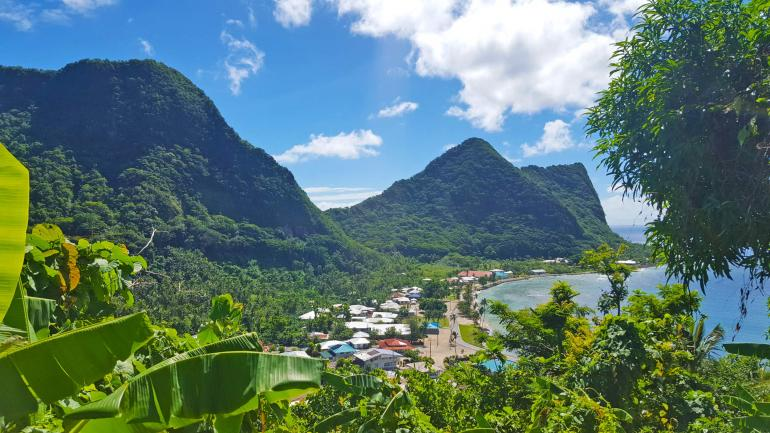 National Park | American Samoa Experience