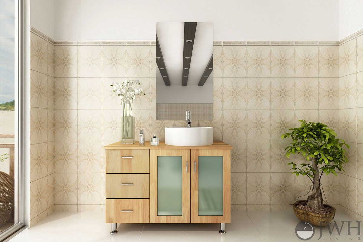 10 Best Solid Wood Bathroom Vanities That Will Last A Lifetime