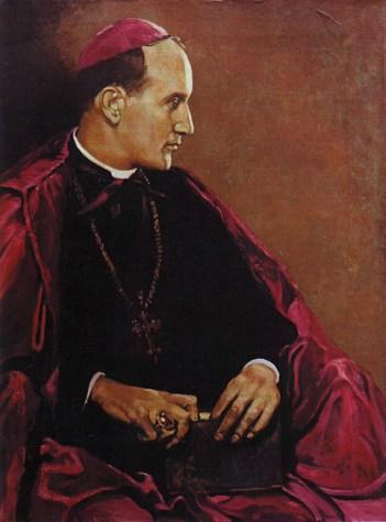 Portret kardinala Stepinca.