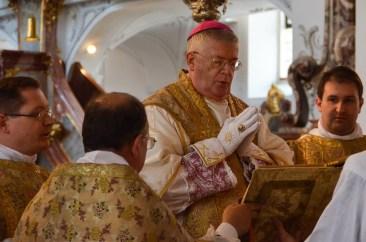 Msgr. Guido Pozzo, tajnik Pontifikalne komisije Ecclesia Dei