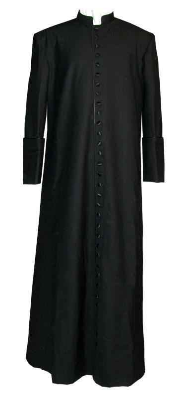 Rimska reverenda (broji 33 gumba, kao simbol 33 Kristovih zemaljskih godina)