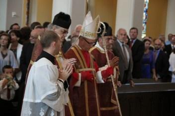 Msgr. James Conley, biskup Lincolna