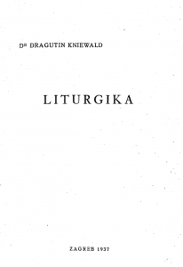 Kniewald - Liturgika_Page_001
