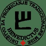 """Logo društva """"Benedictus"""""""