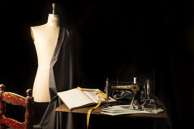 créativité indispensable en stylisme et couture