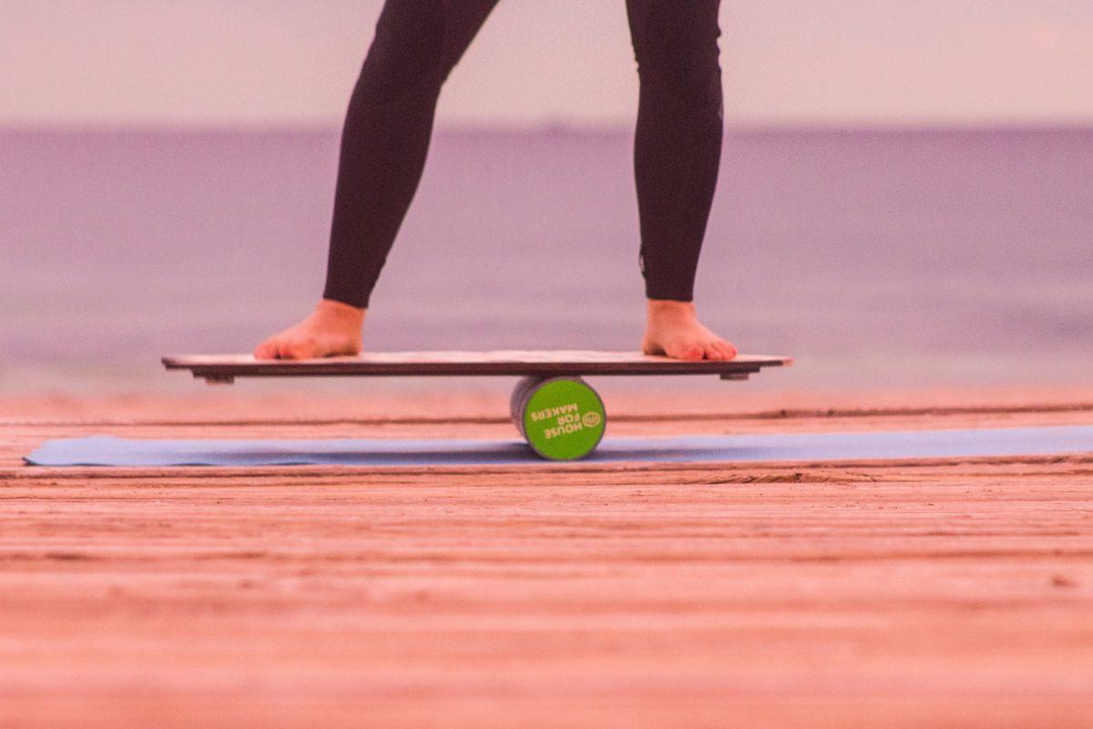 soyez équilibré