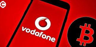 Vodafone skončil s Librou – Přejde na Bitcoin? Zahrnul ho do svojí reklamy!