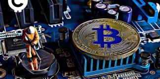 Hashrate Bitcoinu neustálým růstem smazal březnové ztráty