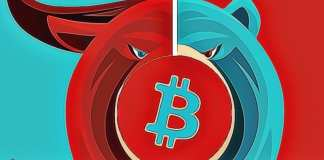 Sledujte Bitcoin! Uzavírá se sedmá zelená weekly svíce a bude to velký boj