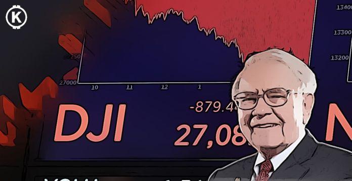 Buffett indikátor predikuje nejhorší krizi v historii! Jak bude reagovat Bitcoin?