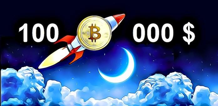 Nastal čas jít na 100 000 $ !!! - tvrdí PlanB