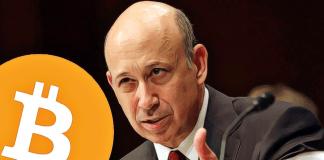 """Šéf banky Goldman Sachs: """"Regulátoři by se měli třást před úspěchem Bitcoinu"""""""