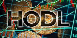 Až 75 % BTC se naposledy pohnulo pod cenou 10 800 $ - Všichni hodlují!