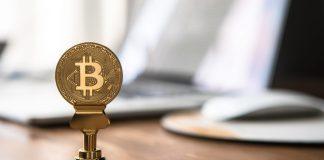 BTC výstava bitcoin kryptoměny coin mince