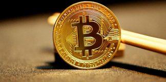 Bitcoin BTC špejle