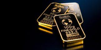 Zlato v černém