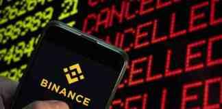 Binance pozastavuje vklady v eurech prostřednictvím SEPA