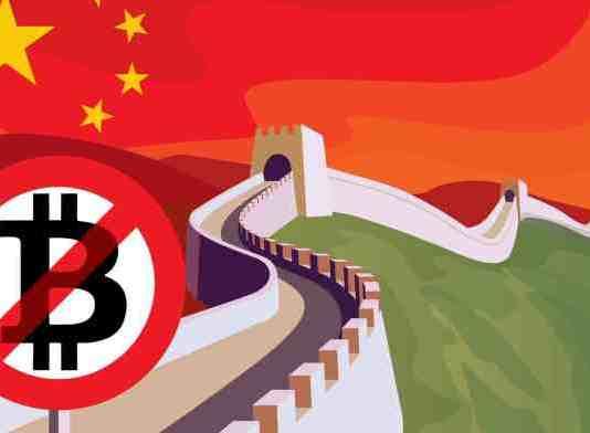 Krypto ban Čína. Zdroj: www.shutterstock.com/vectopicta