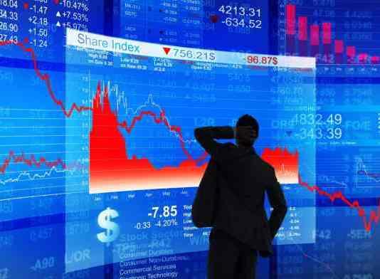 Krize na trzích, zdroj: shutterstock.com/Rawpixel.com