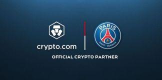 PSG a Crypto.com. Zdroj: Shutterstock / Adobe