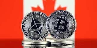 Kanada a kryptoměna.