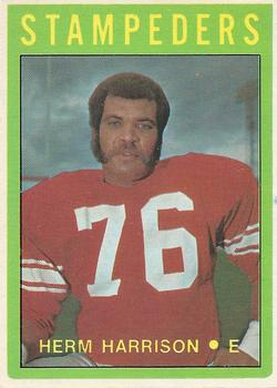 Calgary Stampeders Gallery 1972 The Trading Card Database