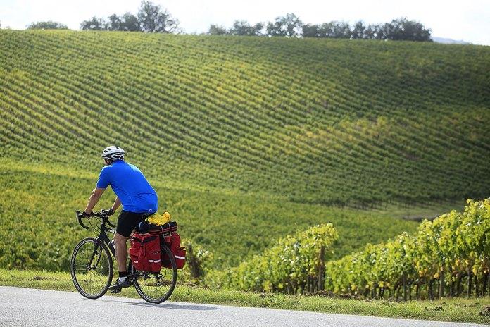 guadagnare pedalando bicicletta