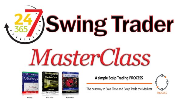 Swing Trader MasterClass - Scalp Trading Made Super Easy