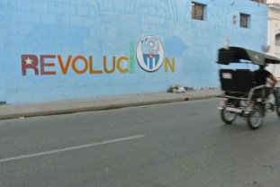 The revolucion hasn't exactly extended to modernization and efficiency