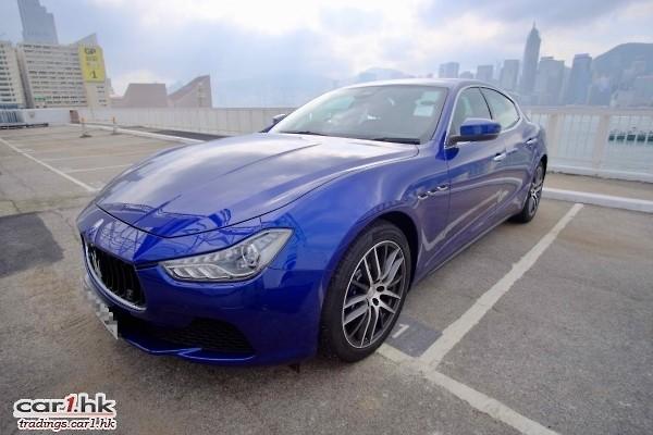 瑪莎拉蒂 Maserati GHIBLI:香港第一車網