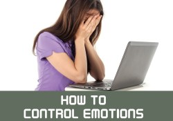 Control Emotions When Trading