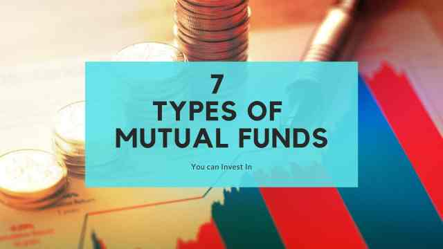 Types of mutual funds