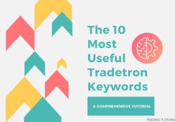 Tradetron Keywords