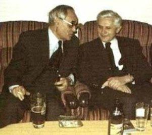 Karl Rahner & Josef Ratzinger