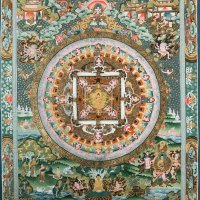 White Tara Mandala