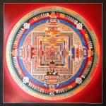 Tibetan Mandala Kalachakra