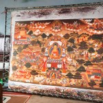 Special Design Thangka Painting