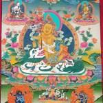 Namse Deity Thangka