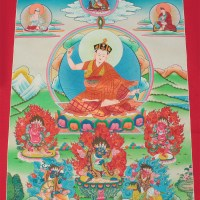 Tibetan Thanka Karmapa