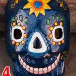 Skull Mask Design 4