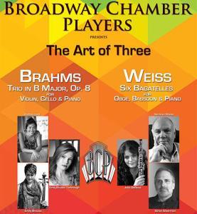 Broadway Chamber Players 013015