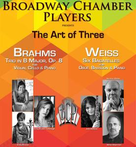 Broadway Chamber Players 013015